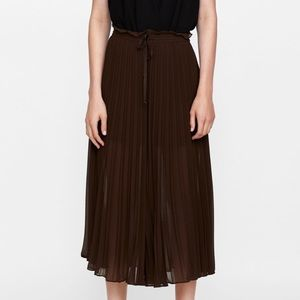 NEW Pleated Culotte